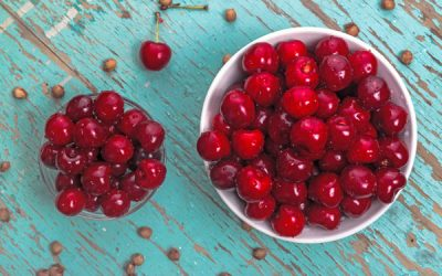 Pitted Sour Cherries