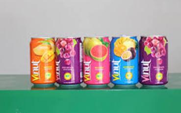 Vinut fruit juices
